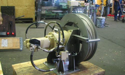 Subsea Winch