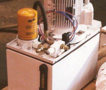SK1370 Vertical Pump HPU